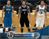 NBA 2K11 /Minnesota mez patch