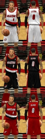 NBA 2K14 /140703blazers_uniform.jpg