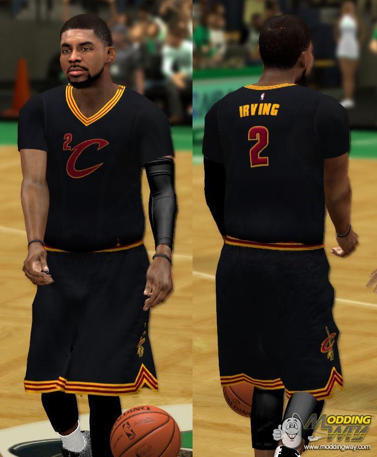 b004fd1c6181 Cleveland Cavaliers pride mez